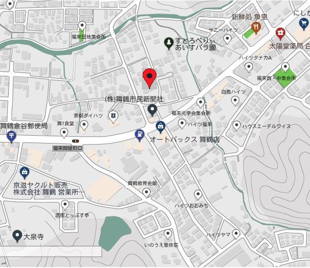 福来アパート1K$#
