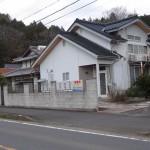 綾部舘町土地付中古住宅 (2LDK+2階居間)【商談中】
